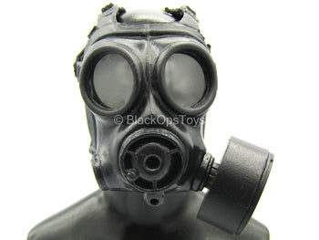 SDU 2.0 - Sniper - Black Gas Mask w/Pouch