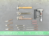 Brothersworker - Sepia - Grey Toolbox w/Metal Tool Set