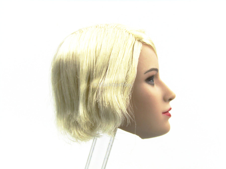 Bunny Girl Killer - Female Head Sculpt (Blonde)