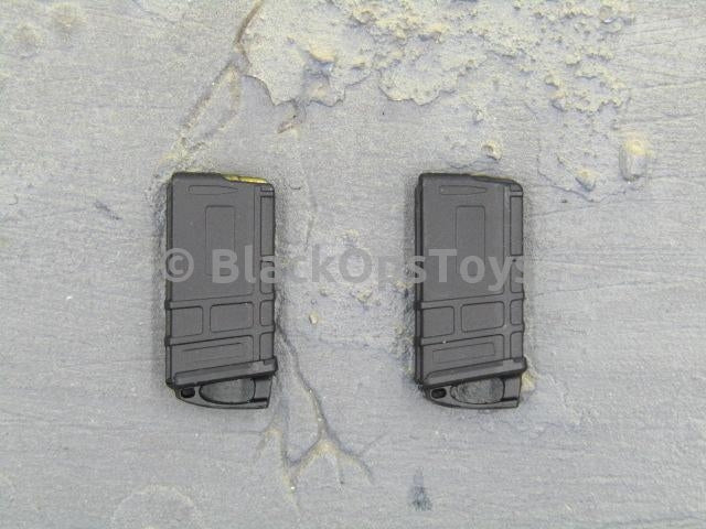 Army FCS TF Black 20rd M4 Mags x2