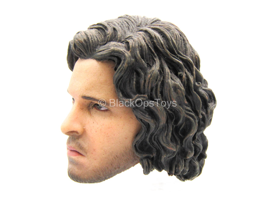 GOT - Jon Snow - Male Base Body w/Head Sculpt w/Boots & Glove Set