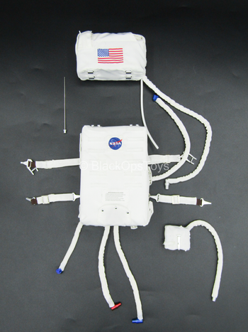 Apollo 11 Astronauts - Portable Life Support System