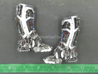 Iron Man - Mech Test  - Mechanical Wired LED Boots (Peg Type)
