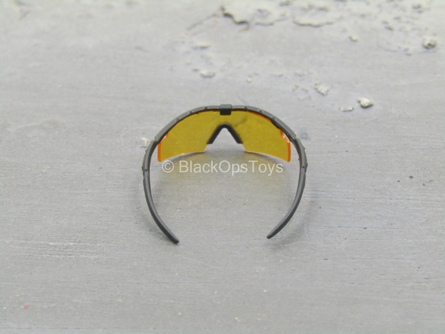 Army Ranger RRC - Black Glasses w/Orange Lenses