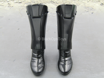 Star Wars - Darth Vader - Black Boots (Foot Type)