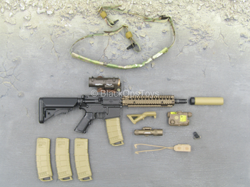 Army Ranger RRC - Mk18 MOD1 Assault Rifle w/Attachment Set