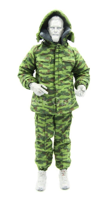 Russian Airborne - Flora Camo Parka Jacket Uniform Set
