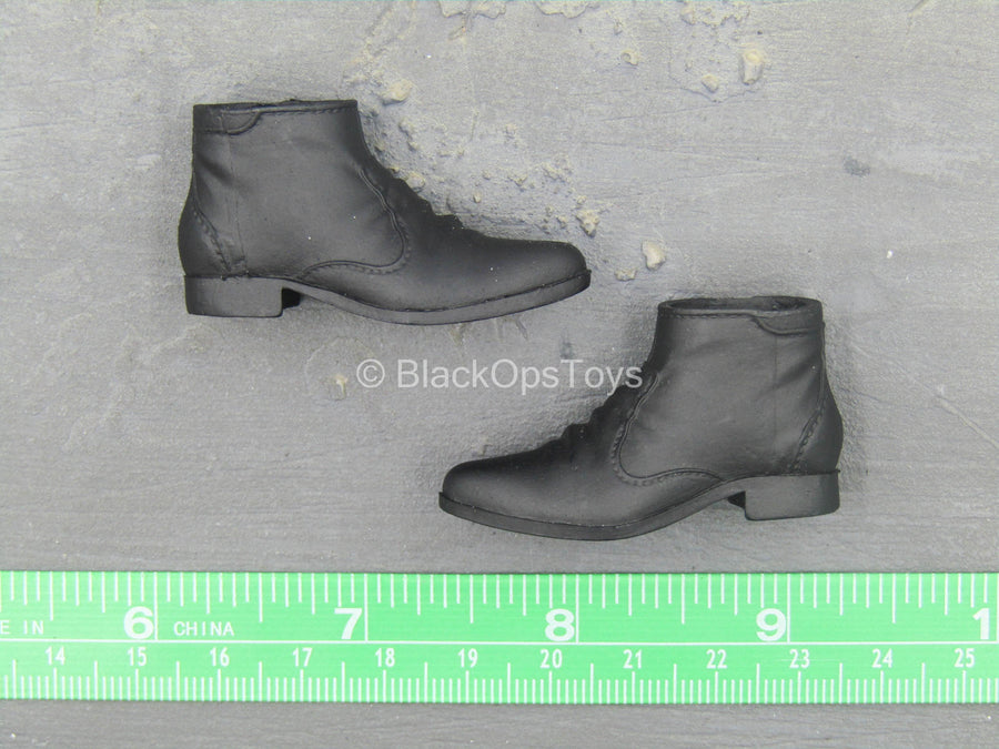 The Lost Man Vampire - Black Boots (Peg Type)