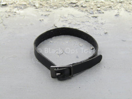 IMF Agent - Black Leather Like Belt