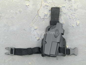 HOLSTER -  Black Drop Leg M9 Holster