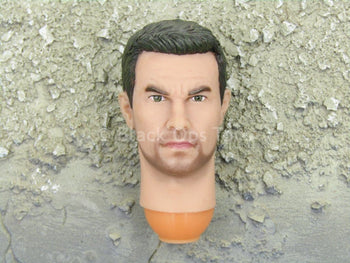 Urban Sniper - Male Head Sculpt In Mark Wahlberg's Likeness