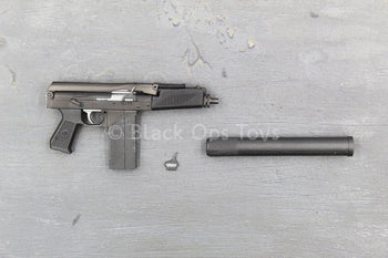 Russian Chechnya Spetsnaz - 9A-91 Compact Assault Rifle