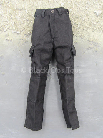 Urban Sniper - Black Combat Pants
