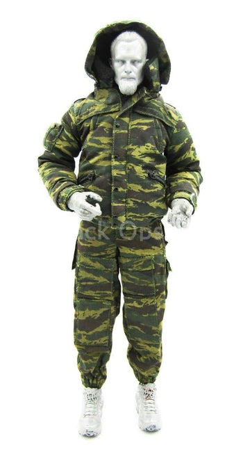Russian Chechnya Spetsnaz - Kamysh Uniform Set