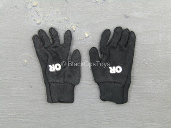 1//6 Scale Toy UNIFORM Brown Rappelling Gloves