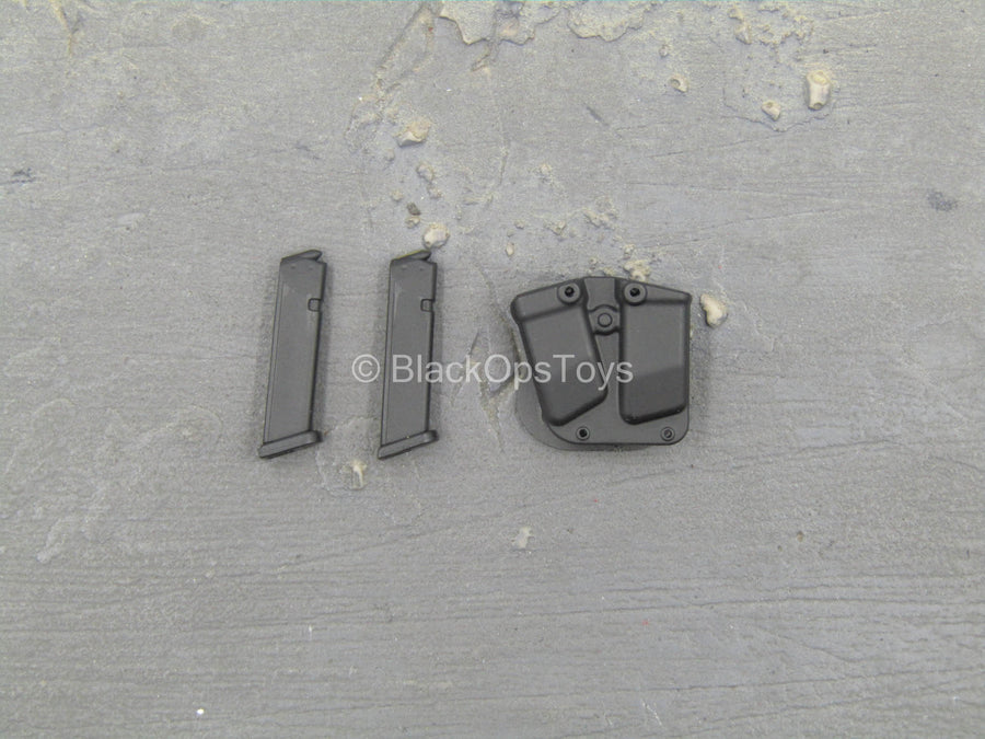 S.A.D Field Raid Version - Pistol Mags w/Holster