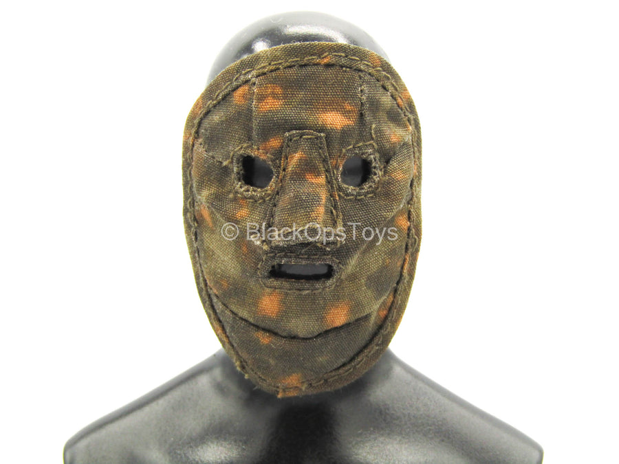 WWII German - Georg Sander - Sniper Face Mask