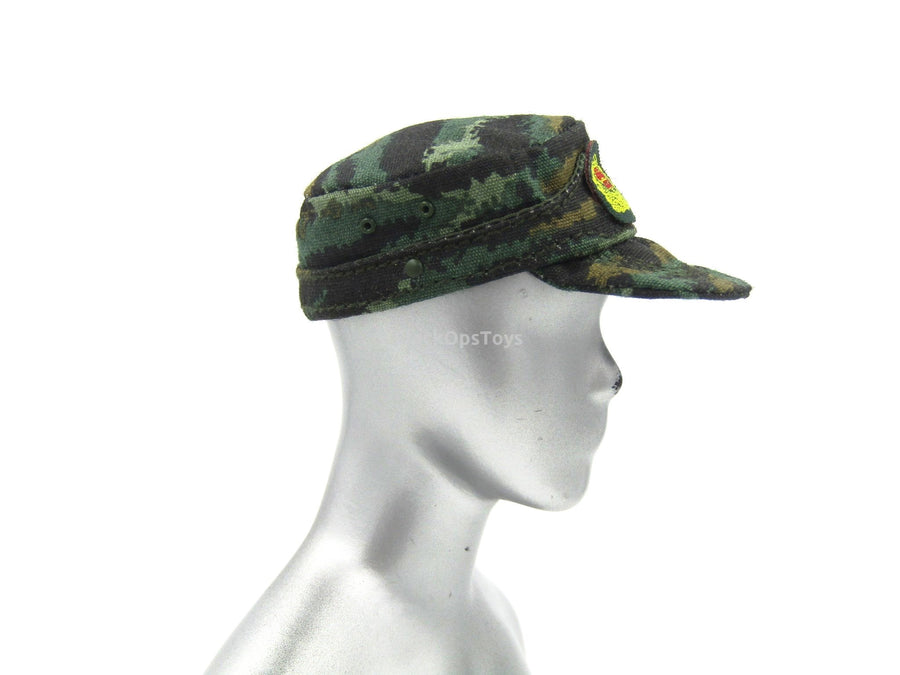 Chinese Police Force - Camo Hat