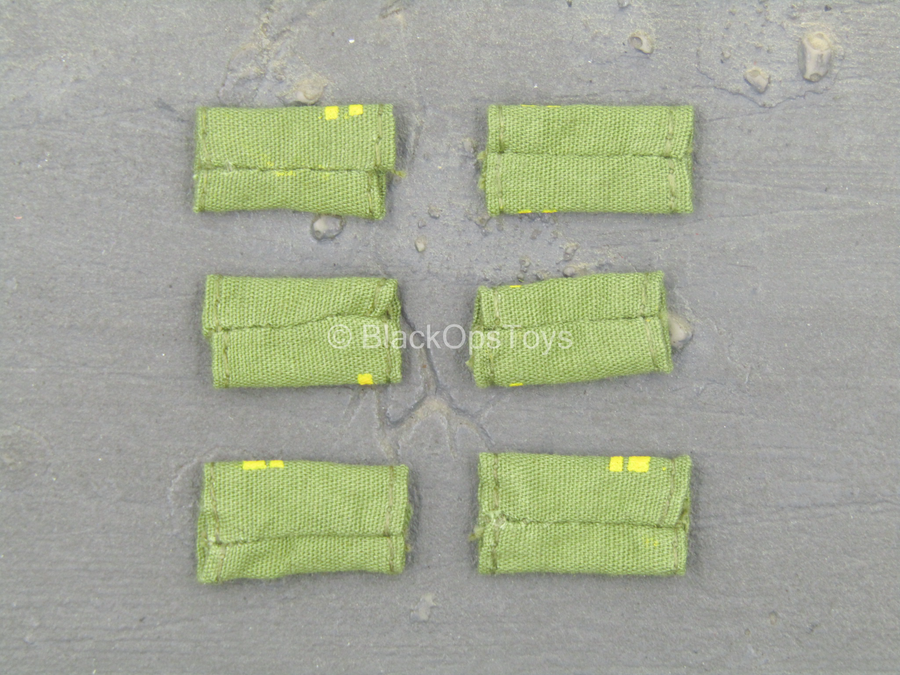 Chinese Peoples Armed Police Force - Rank Insignia Set
