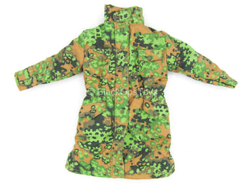 WWII German - Georg Sander - Flecktarn Camo Jacket