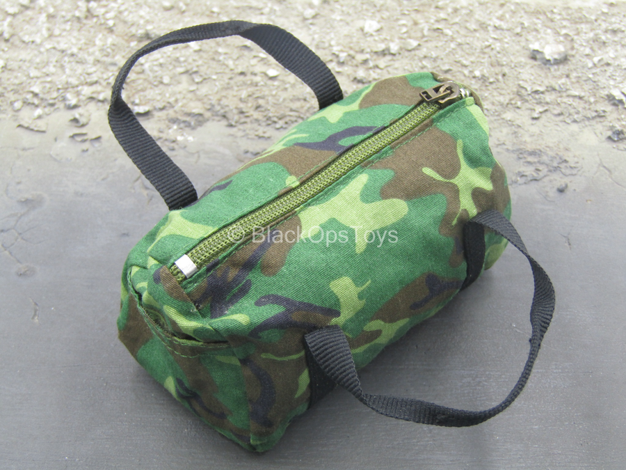 Chinese Peoples Armed Police Force - Woodland Duffel Bag