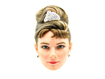 Breakfast At Tiffany's - Holly - Female Head Sculpt w/Earrings