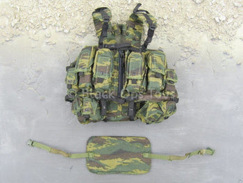 Russian Chechnya Spetsnaz - Tactical Vest & Buttpad