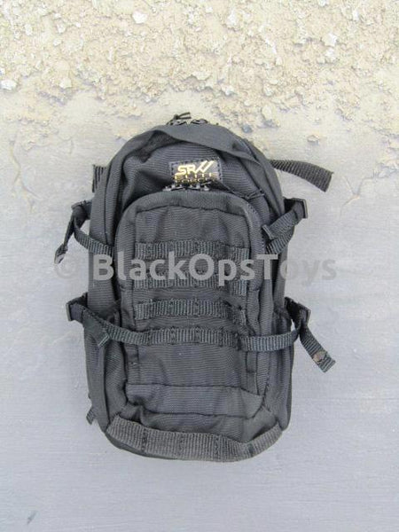 Russian Spetsnaz FSB Alfa Group 3.0 Black Backpack