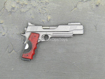 Deadpool - 1911 Pistol w/Deadpool Painted Grip