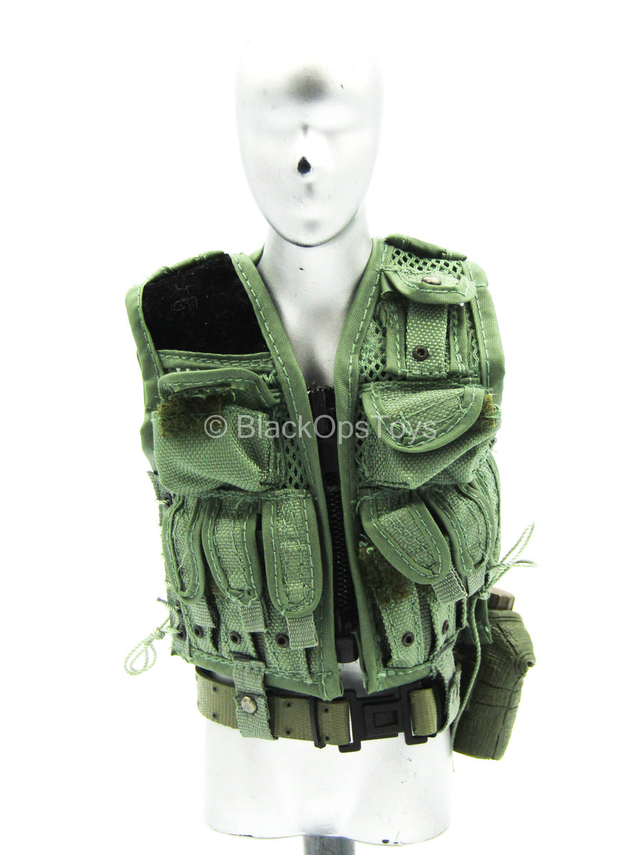 DEVGRU Night Ops - OD Green Tactical Vest