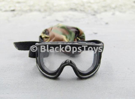 Russian Spetsnaz FSB Alfa Group 3.0 Black Goggles