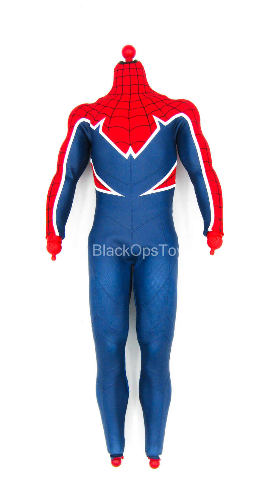 Spiderman - Male Base Body w/Uniform