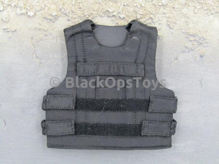Russian Spetsnaz FSB Alfa Group 3.0 Black Bulletproof Armor Vest