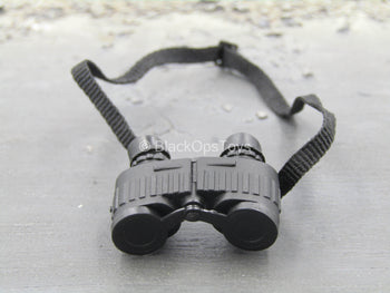 Private Military Contractor - Black Binoculars