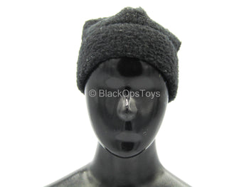 Private Military Contractor - Black Fleece Beanie