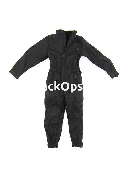 Russian Spetsnaz FSB Alfa Group 3.0 Black Nomex Assault Bodysuit