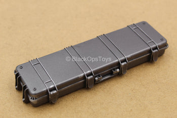 1/12 - Black Weapons Case Set - Long Weapons Case