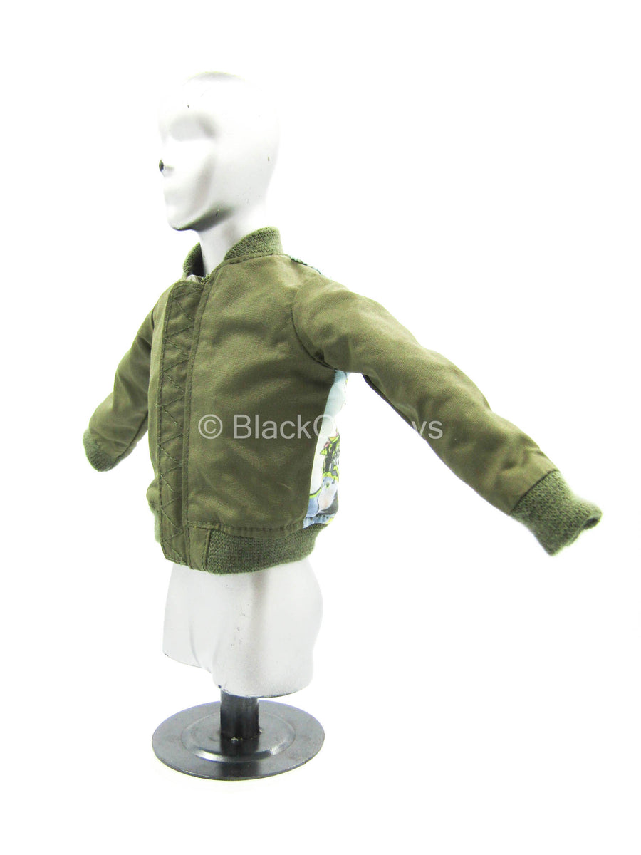 GI JOE - Duke - Alpha Industries Reversible MA-1 Flight Jacket