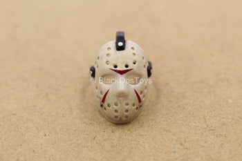 1/12 - Jason Voorhees - Weathered Hockey Mask