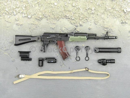 Russian Spetsnaz FSB Alfa Group 3.0 AK74 Rifle Set
