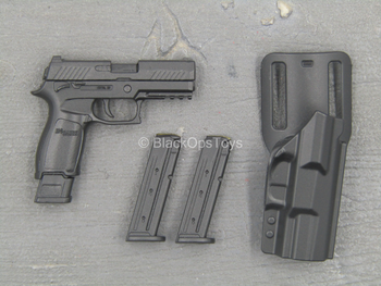 Bravo Six Urban Version - P320 Pistol w/Holster