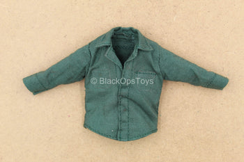1/12 - Jason Voorhees - Green Dress Shirt