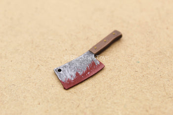 1/12 - Jason Voorhees - Bloody Cleaver Knife