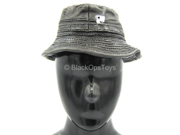 Mike Force - Black Molded Bucket Hat