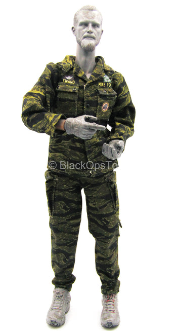 Mike Force - Tiger Stripe Camo Combat Uniform