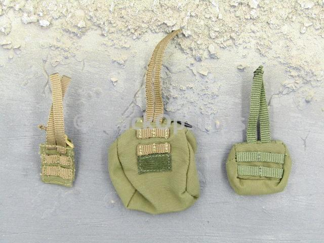 Russian Spetsnaz FSB Alfa Group 3.0 Gorka Version Dump Pouch Set