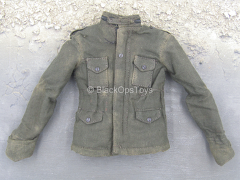 The Terminator - John Connor - Weathered Green Shirt