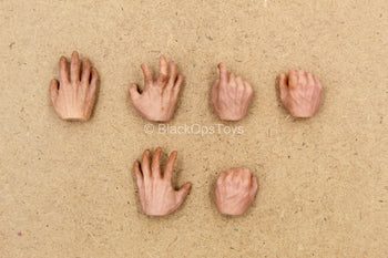 1/12 - Jason Voorhees - Male Hand Set (x6)