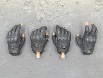 The Terminator - John Connor - Male Fingerless Gloved Hands (x4)