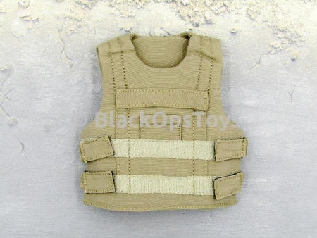 Russian Spetsnaz FSB Alfa Group 3.0 Gorka Version Brown Bulletproof Armor Vest